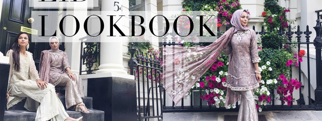 Eid Outfit Look-Book