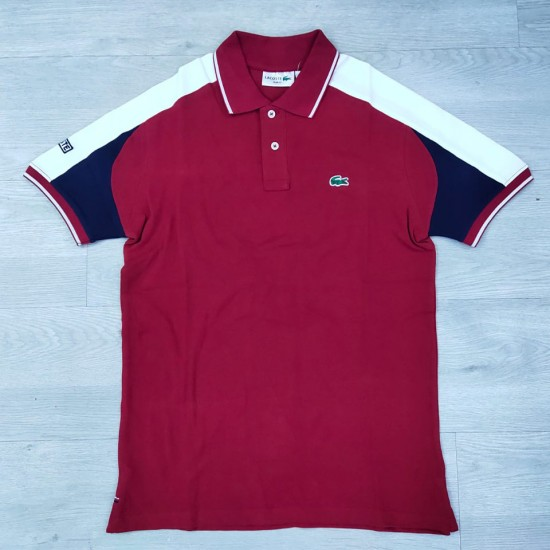Lacoste Maroon Polo-shirt For Men